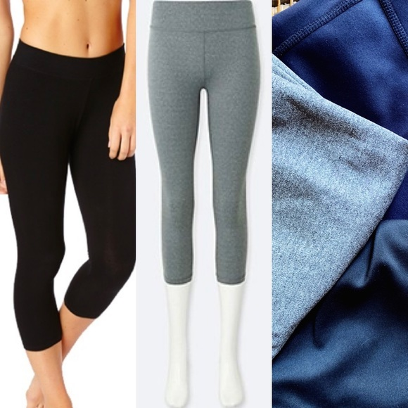 3091669fcda8d ... Uniqlo Airism Cropped Yoga Pants. M_5bdcb1b603087c1f9ce1dae2